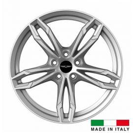4 jantes Italian Wheels DAZIO Silver 19 pouces