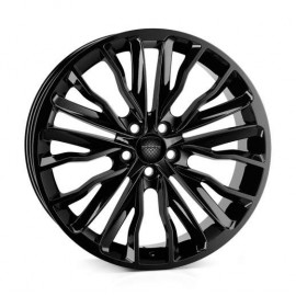 "4 Jantes HARRIER 22"" Noir Type JAGUAR, LAND ROVER....."