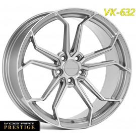 """4 Jantes Vog'art Prestige - VK632 - Silver - 19"""""""
