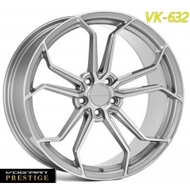 """4 Jantes Vog'art Prestige - VK632 - Silver - 20"""""""