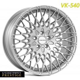 """4 Jantes Vog'art Prestige - VK540 - 18"""" - Silver"""
