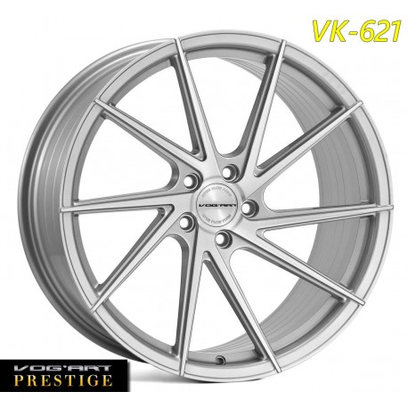 """4 Jantes Vog'art Prestige - VK621 - 19"""" - Silver"""