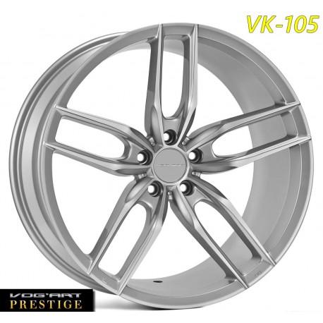 """4 Jantes Vog'art Prestige - VK105 - 20"""" - Silver"""