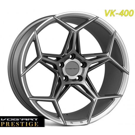 """4 Jantes Vog'art Prestige - VK400 - 19"""" - Graphite"""