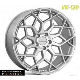 """4 Jantes Vog'art Prestige - VK120 - 18"""" - Silver"""