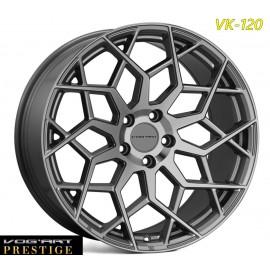 """4 Jantes Vog'art Prestige - VK120 - 19"""" - Graphite"""
