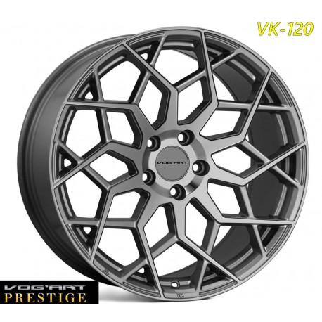 4 Jantes Vog'art Prestige - VK120 - Graphite