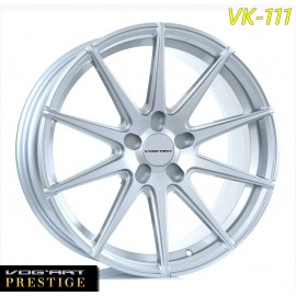 """4 Jantes Vog'art Prestige - VK111 - 21"""" - Silver"""