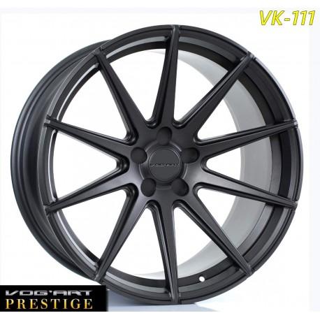 """4 Jantes Vog'art Prestige - VK111 - 21"""" - Black"""