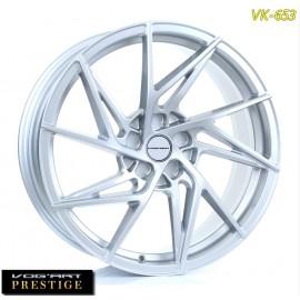 "4 Jantes Vog'art Presitge VK653 - 20"" - Silver"