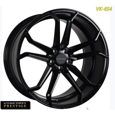 """4 Jantes Vog'art Prestige VK654 - 20"""" - Black"""