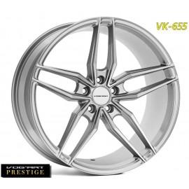"""4 Jantes Vog'art Prestige VK655 - 19"""" - Silver"""