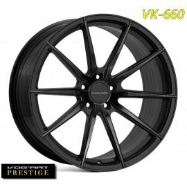 """4 Jantes Vog'art Prestige VK660 - 21"""" - Black"""
