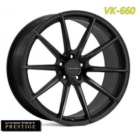 """4 Jantes Vog'art Prestige VK660 - 19"""" - Black"""