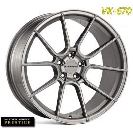 """4 Jantes Vog'art Prestige VK670 - 19"""" - Graphite"""