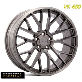 """4 Jantes Vog'art Prestige VK680 - 19"""" - Anthracite"""