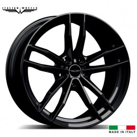 "4 Jantes ITALIAN WHEELS VERONA - 18"" - Black"