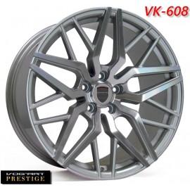 """4 Jantes Vog'art Prestige VK608 - 19"""" - Silver"""