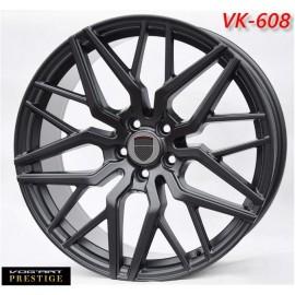 """4 Jantes Vog'art Prestige VK608 - 20"""" - Anthracite"""